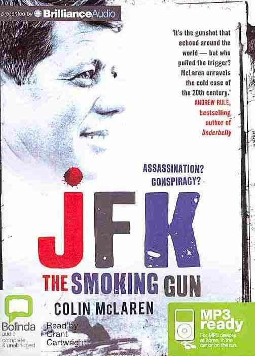 JFK: The Smoking Gun (CD-Audio)