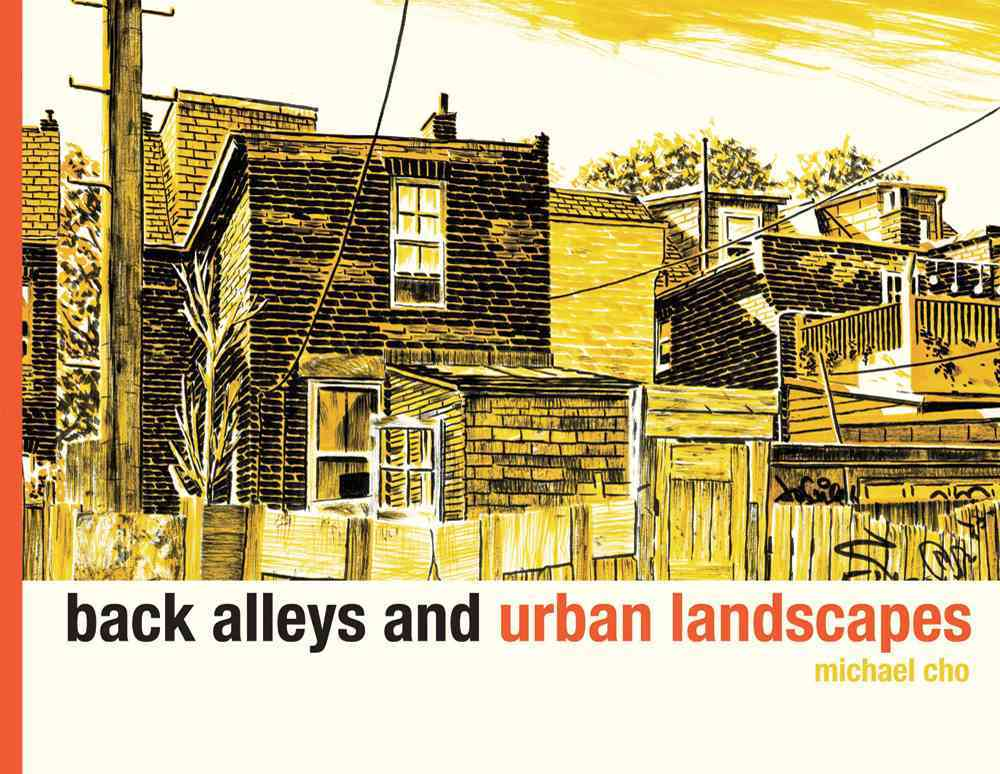 Back Alleys and Urban Landscapes (Paperback)