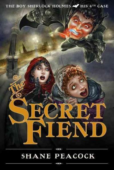 The Secret Fiend (Paperback)