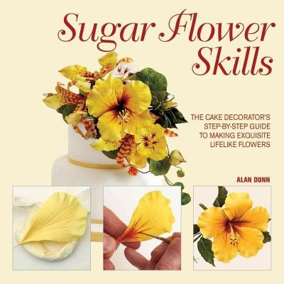 Sugar Flower Skills (Hardcover) - Thumbnail 0