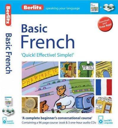 Berlitz Basic French