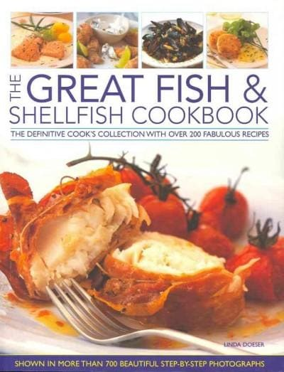 The Great Fish & Shellfish Cookbook (Paperback)