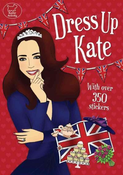 Dress Up Kate (Paperback)