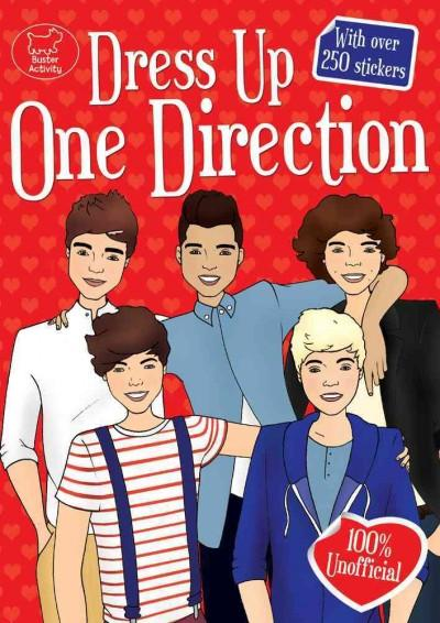 Dress Up One Direction (Paperback)