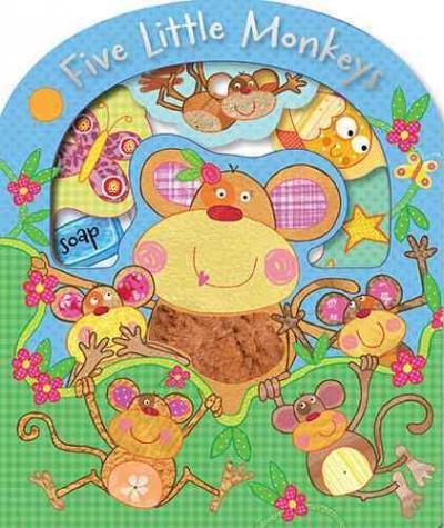 Five Little Monkeys (Board book)