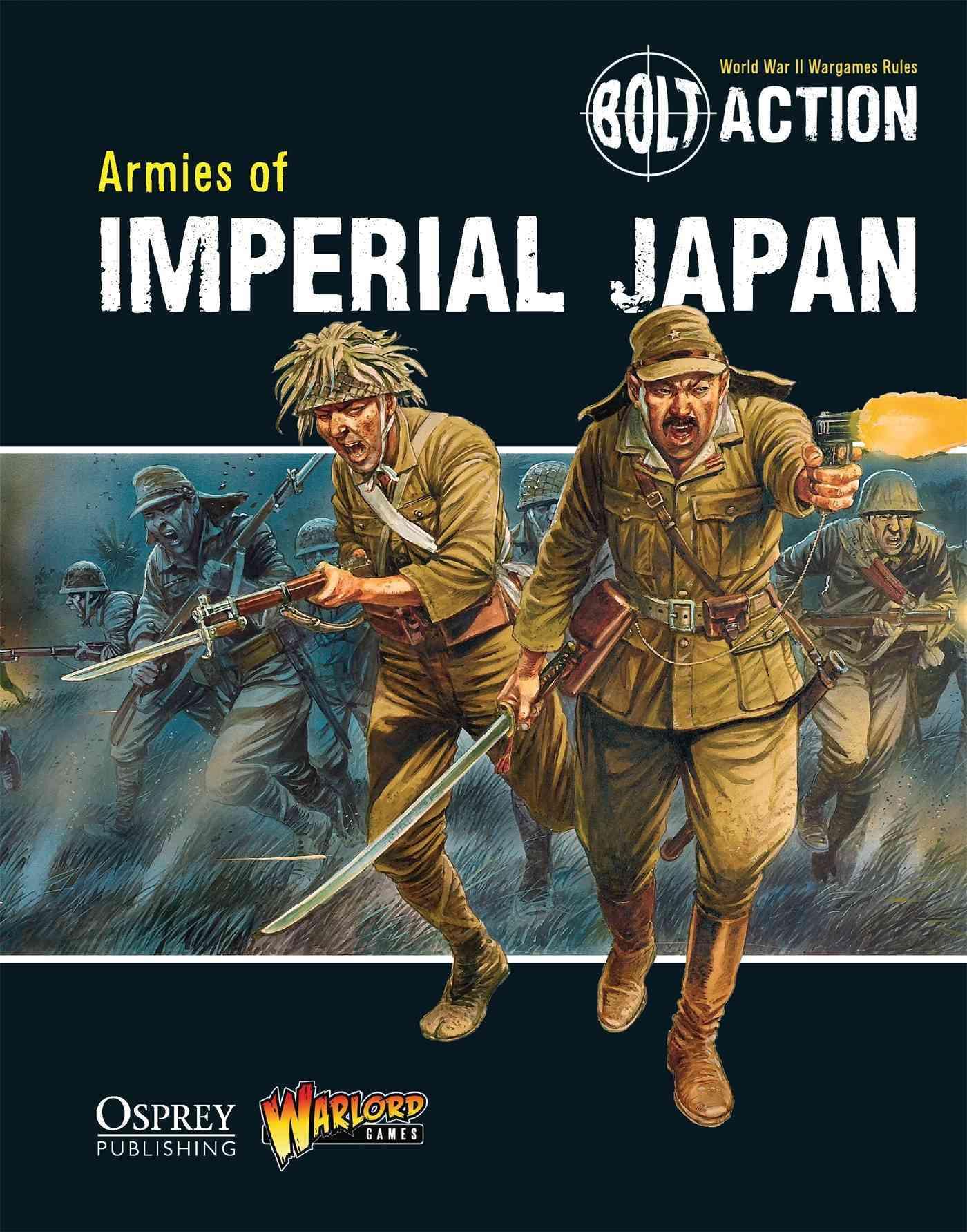 Armies of Imperial Japan (Paperback)