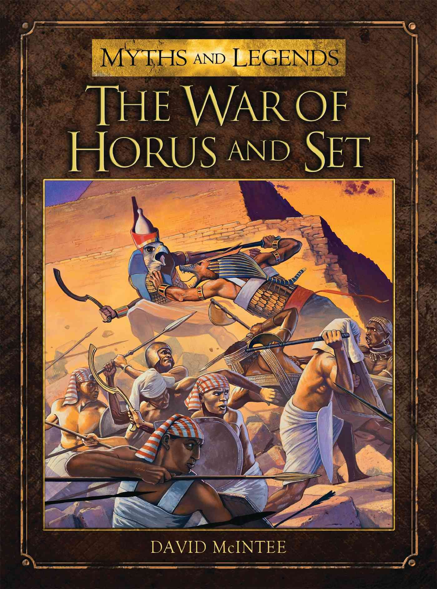 The War of Horus and Set (Paperback)