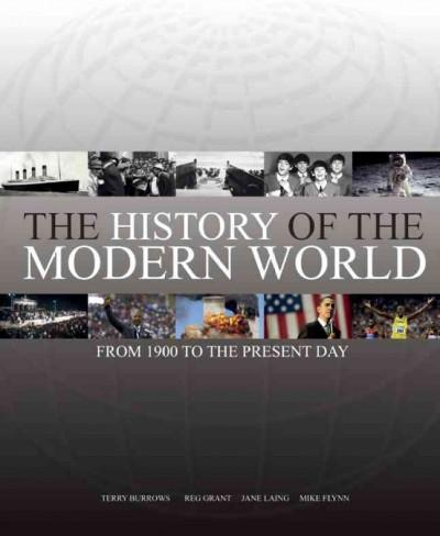 The History of the Modern World: From 1900 to the Present Day (Hardcover)
