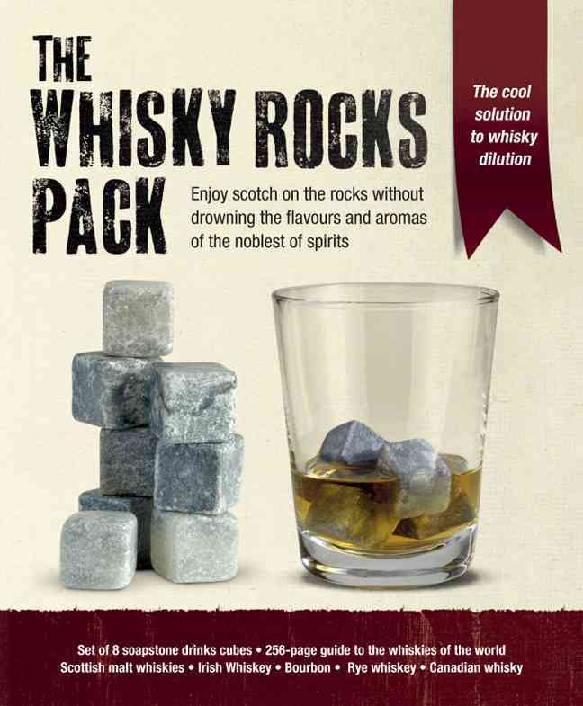 The Whisky Rocks Pack:The Cool Solution to Whisky Dilution(Hardback)
