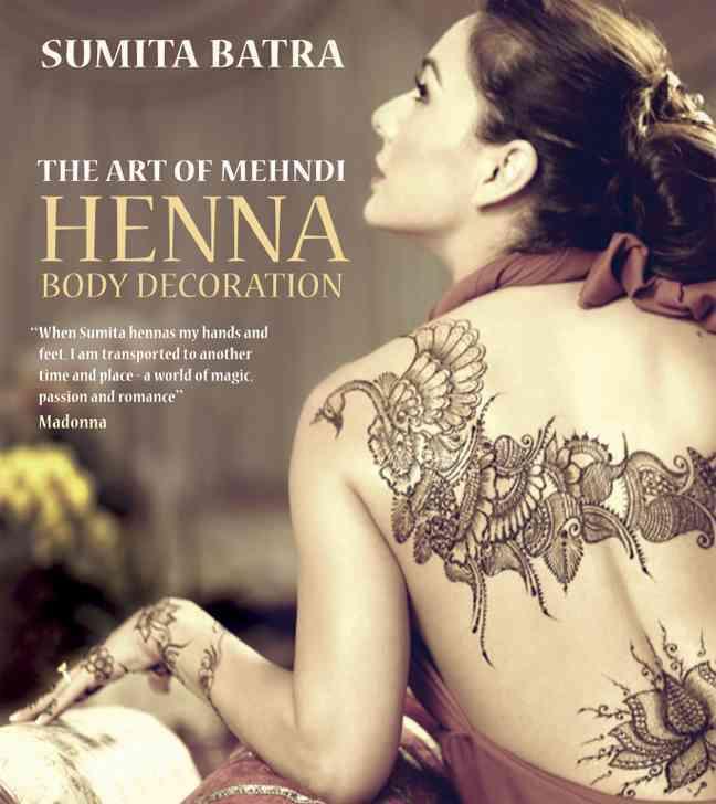 The Art of Mehndi: Henna Body Decoration (Paperback)