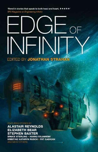 Edge of Infinity (Paperback)