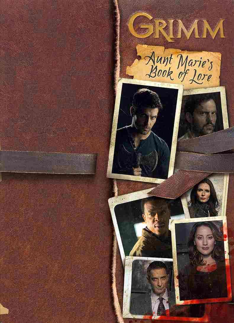 Grimm: Aunt Marie's Book of Lore (Paperback)