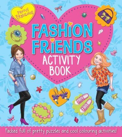 Fashion Friends Activity Book (Paperback)