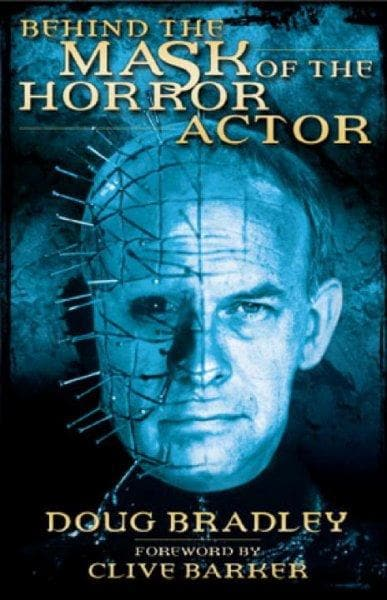 Behind the Mask of the Horror Actor (Paperback)