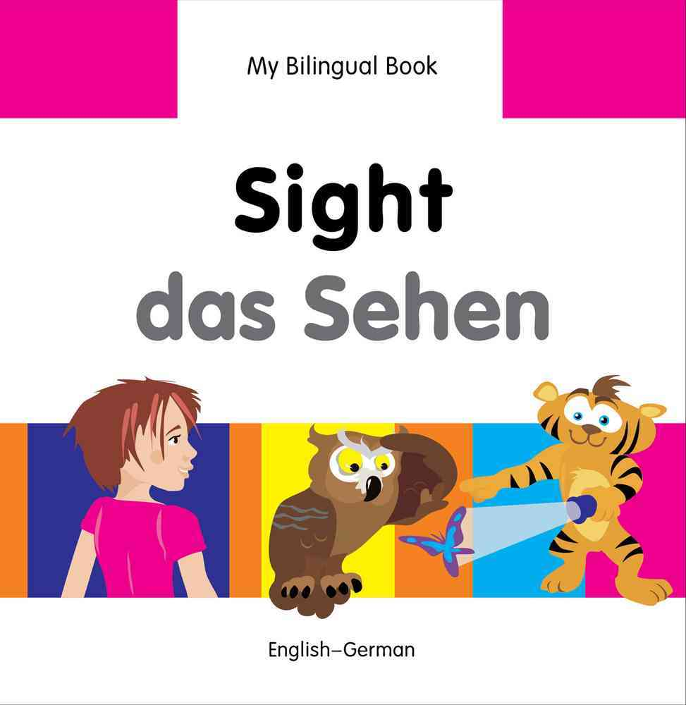 Sight / Das sehen (Hardcover)