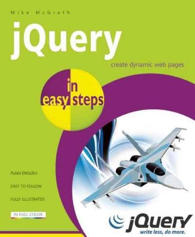 jQuery in Easy Steps (Paperback)