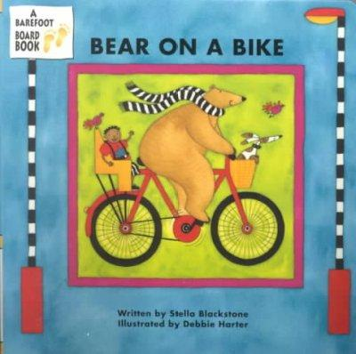 Bear on a Bike (Board book)