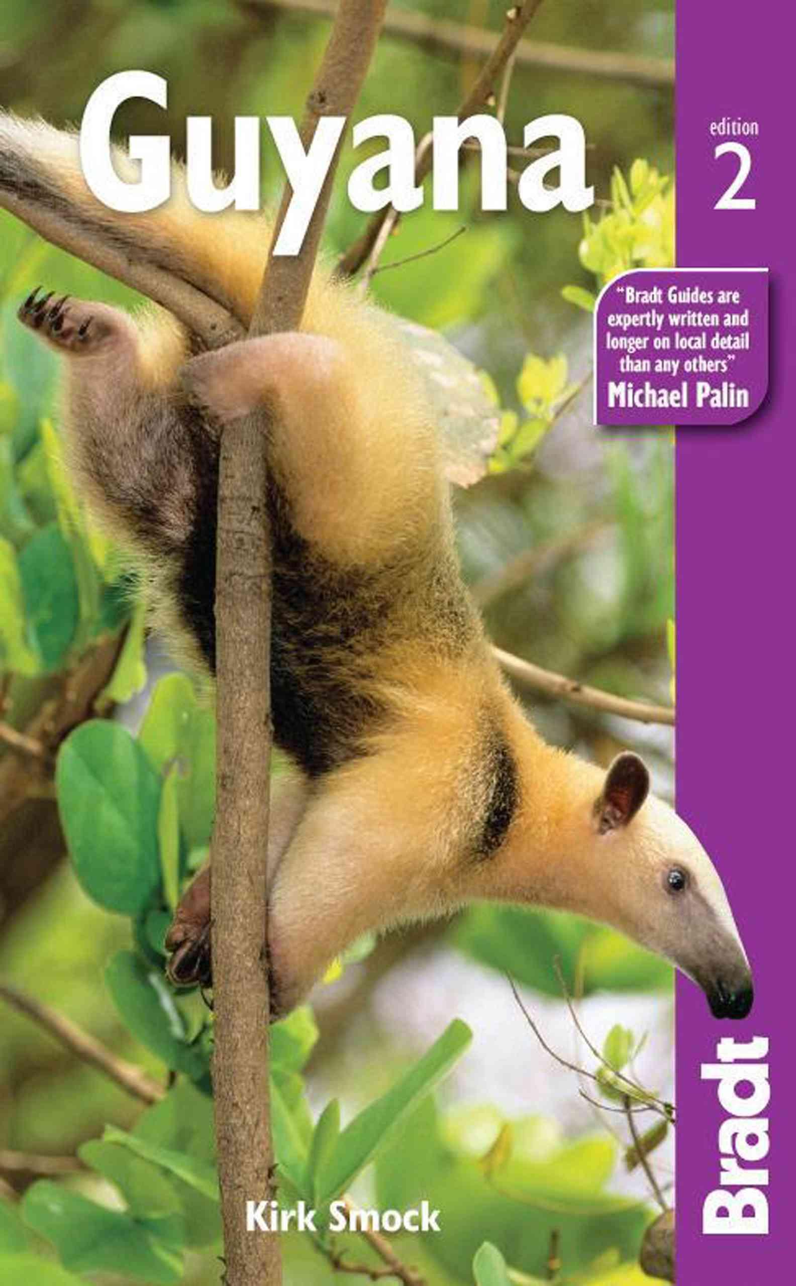 Bradt Guyana (Paperback)