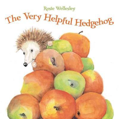 The Very Helpful Hedgehog (Paperback)