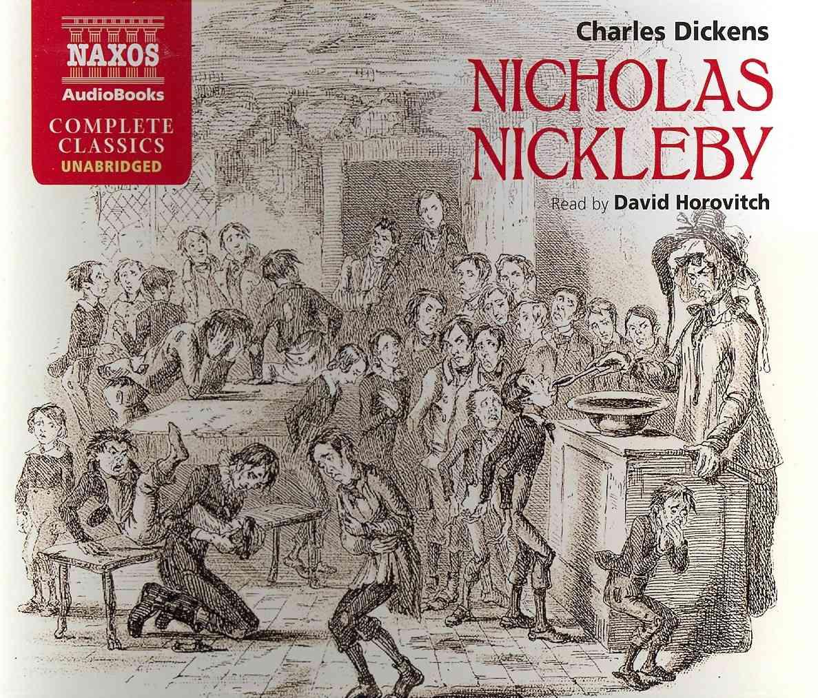 Nicholas Nickleby (CD-Audio)