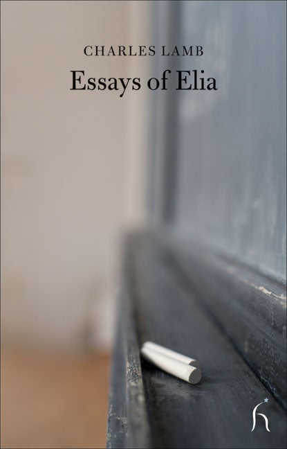 Essays of Elia (Paperback) - Thumbnail 0