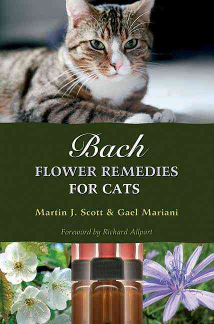 Bach Flower Remedies for Cats (Paperback)