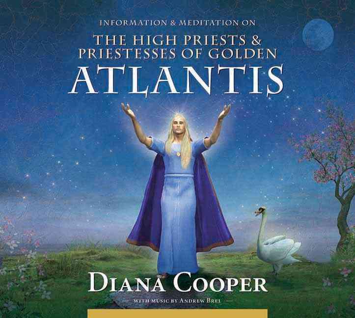 The High Priests & Priestesses of Golden Atlantis (CD-Audio)