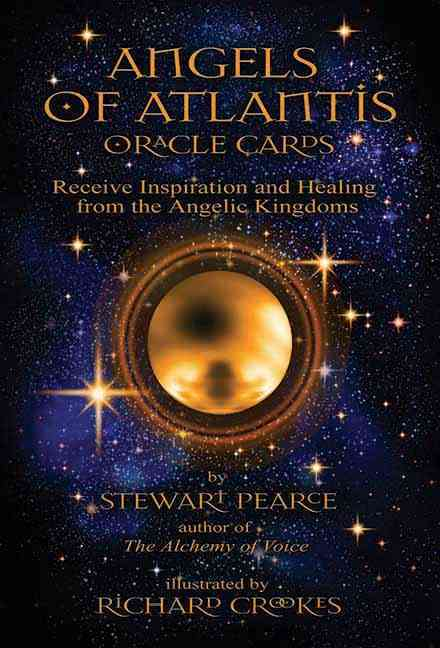 Angels of Atlantis: Receive Inspiration and Healing from the Angelic Kingdoms: Oracle Cards (Cards)