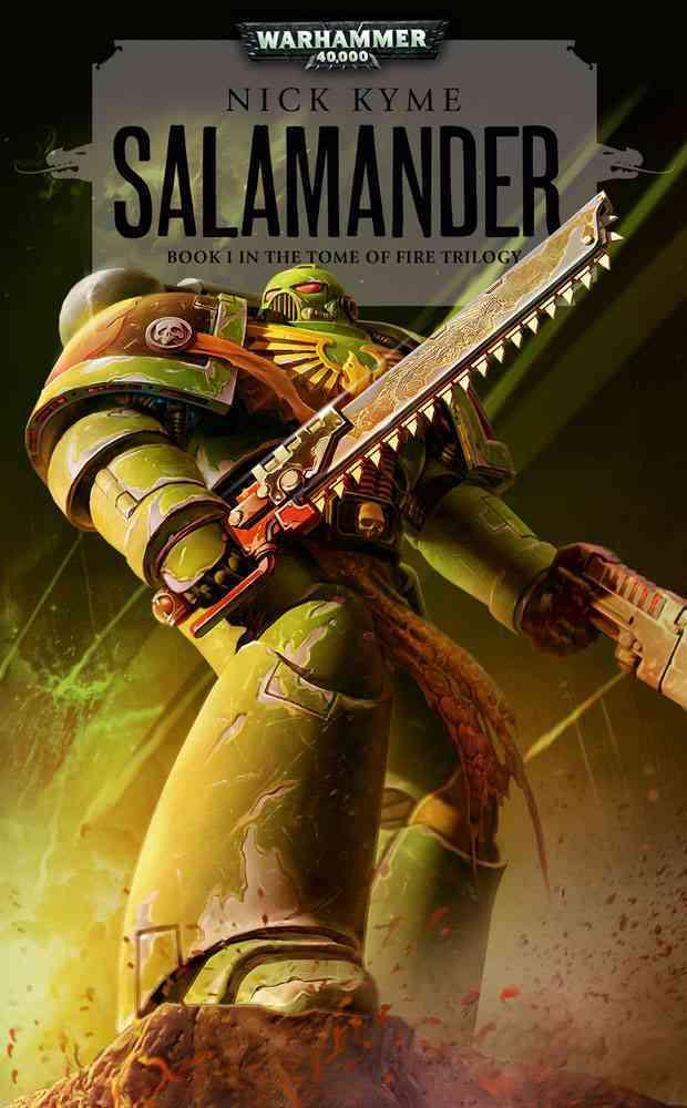 Salamander (Paperback)