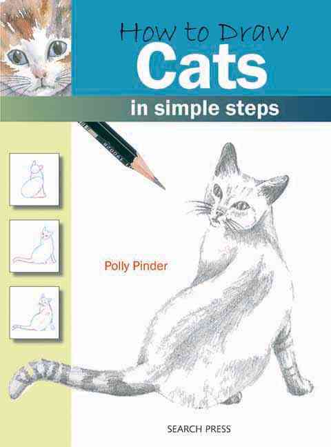 How to Draw Cats: In Simple Steps (Paperback)