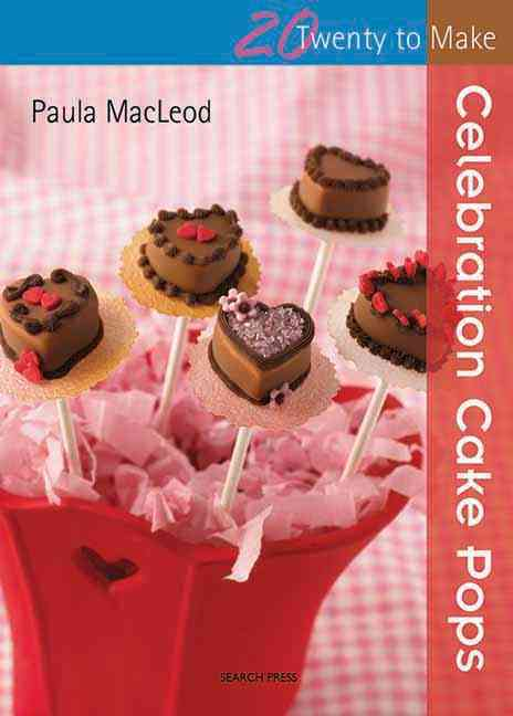 Celebration Cake Pops (Paperback) - Thumbnail 0