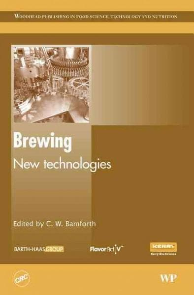 Brewing: New Technologies (Hardcover)