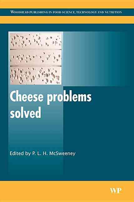 Cheese Problems Solved (Hardcover)