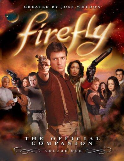 Firefly: The Official Companion (Paperback)