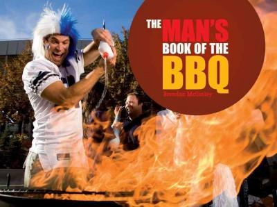 The Man's Book of the BBQ (Hardcover)