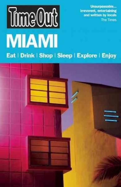 Time Out Miami & the Florida Keys (Paperback)