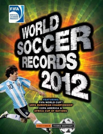 FIFA World Soccer Records 2012 (Hardcover)
