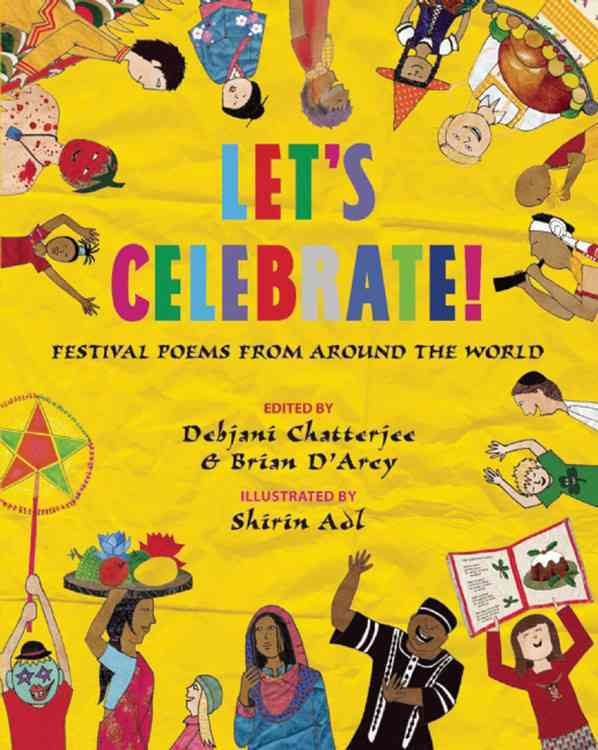Let's Celebrate!: Festival Poems from Around the World (Hardcover)