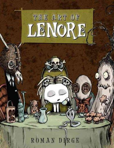 The Art of Lenore (Hardcover)