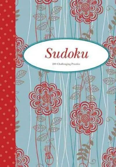 Sudoku: 200 Challenging Puzzles (Paperback)