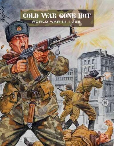 Cold War Gone Hot: World War III 1986 (Paperback)