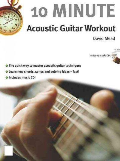 10 Minute Acoustic Guitar Workout (Paperback)