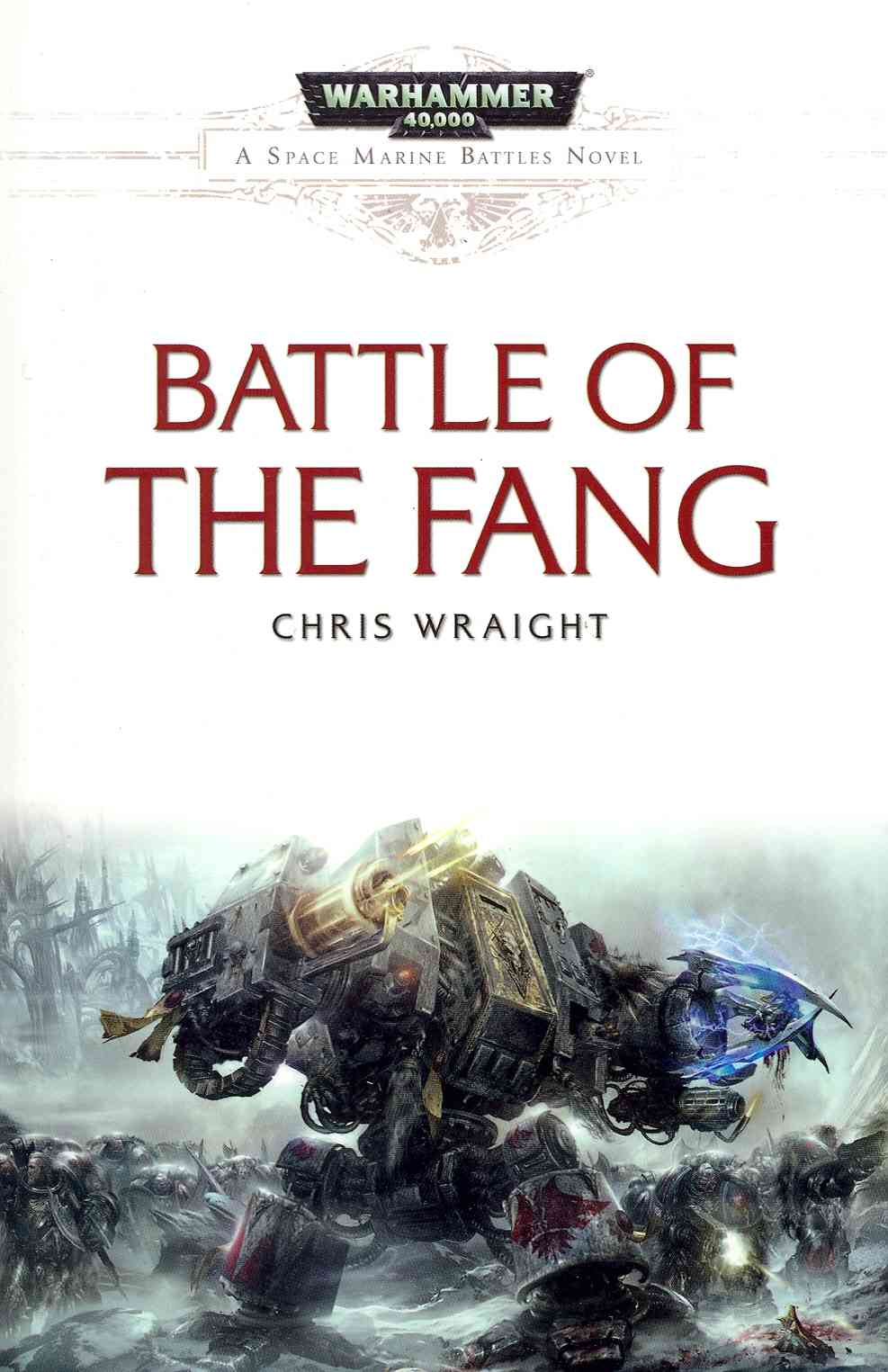 Battle of the Fang (Paperback)