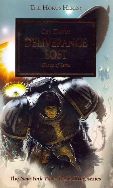 Deliverance Lost: Ghosts of Terra (Paperback)