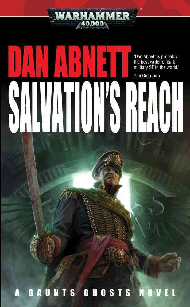 Salvation's Reach (Paperback)