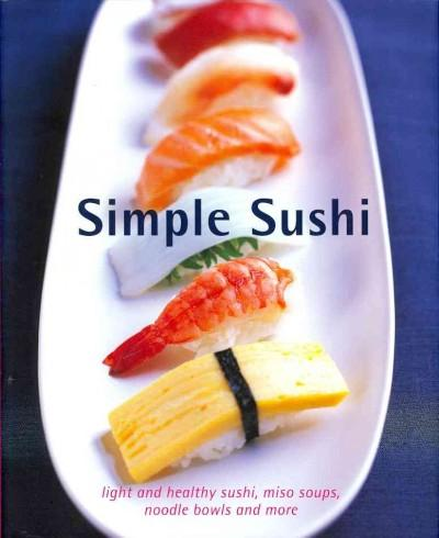 Simple Sushi (Hardcover)
