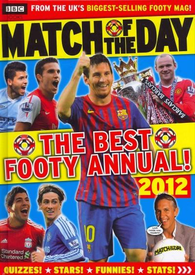 Match of the Day Annual 2012 (Hardcover)