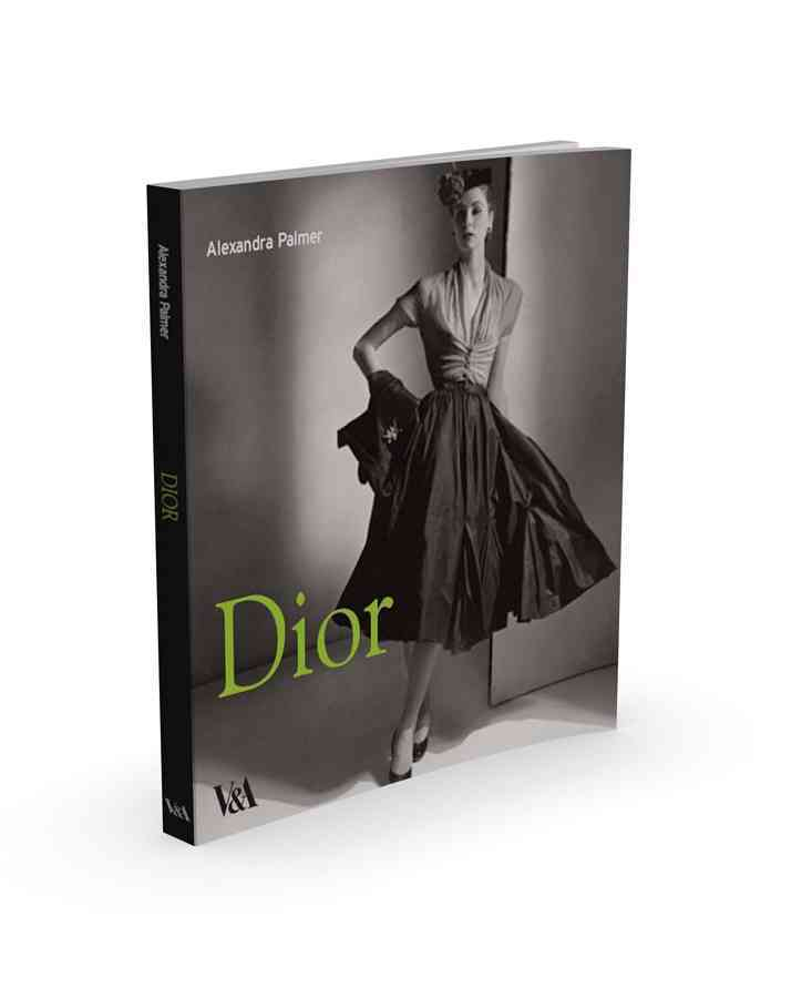 Dior: A New Look, a New Enterprie (1947-57) (Paperback)