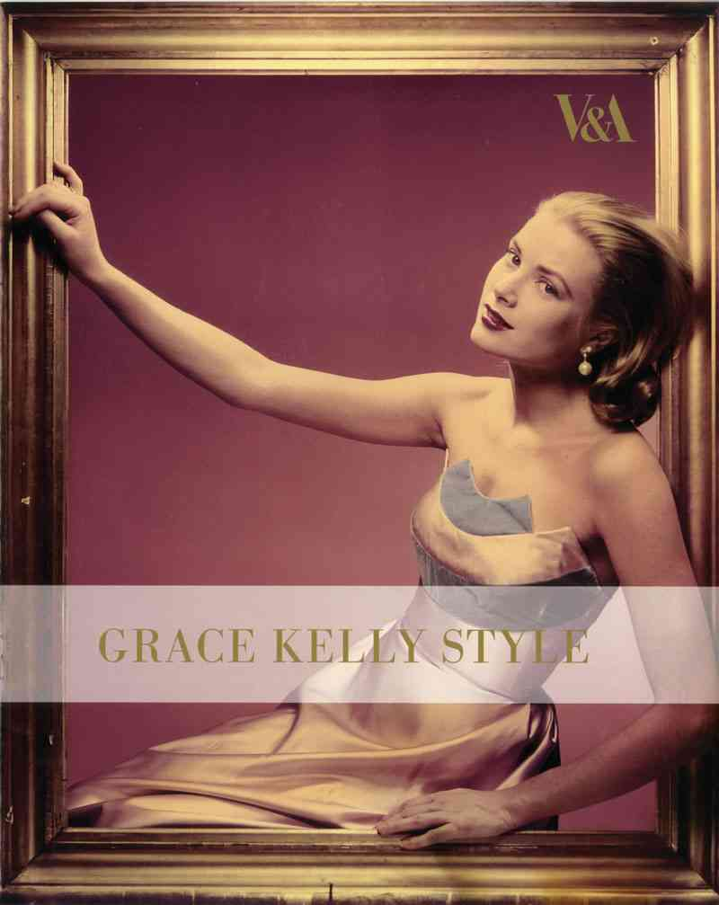 Grace Kelly Style (Hardcover)