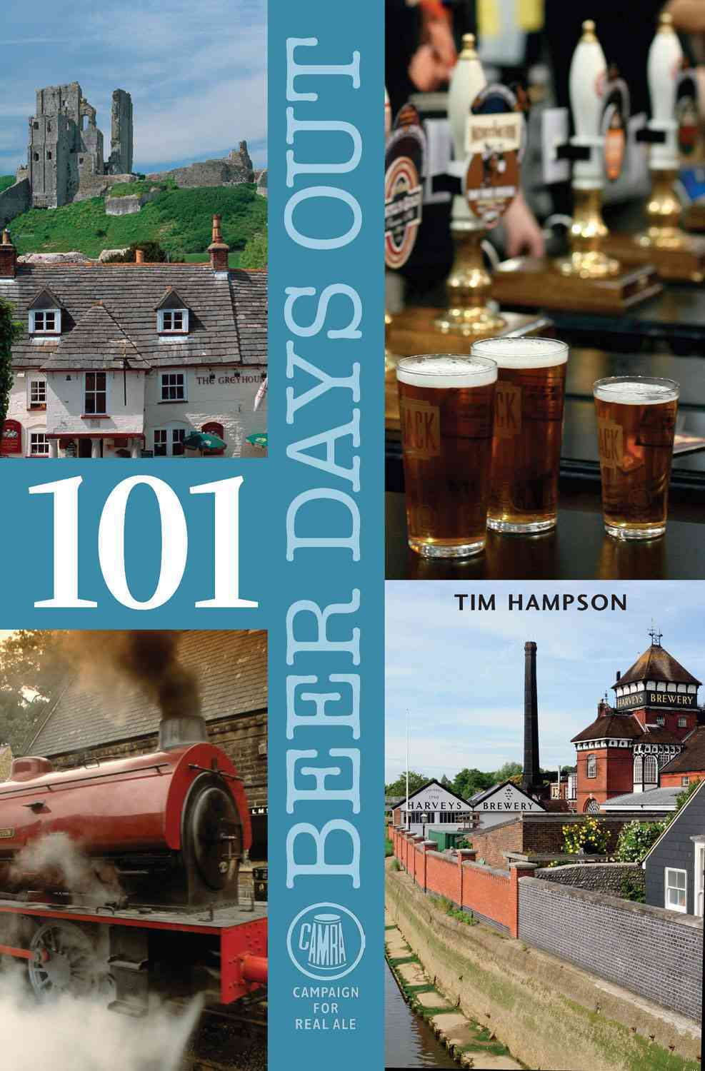 Camra's 101 Beer Days Out (Paperback)